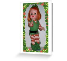 "My 1958 Arranbee ""Lil Imp"" Doll Greeting Card"