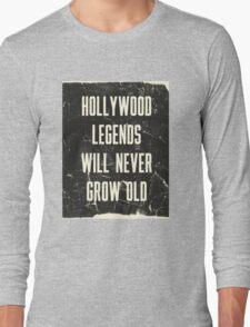 Hollywood Long Sleeve T-Shirt