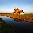 Fairfield Church, Romney,Kent by Stuart  Gennery