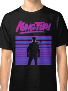 Kung Fury T-shirt Classic T-Shirt