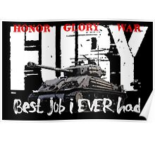 Best job i Ever had Poster
