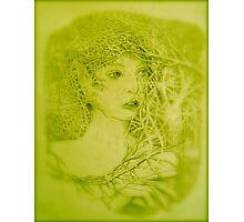 Elf Photographic Print