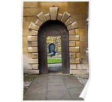 Gateway to Narnia Poster