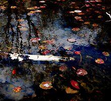 Fallen Birch by nadinecreates