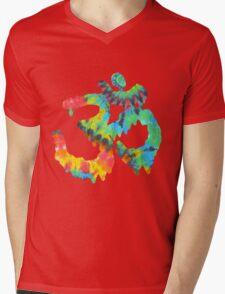 O H M Mens V-Neck T-Shirt