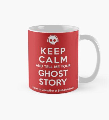 Keep Calm - Ghost Story Coffee Mug - 11 oz Mug