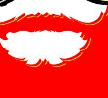 Beard Goggles Sticker