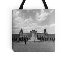 Plaza de Espana, Seville, Spain  Tote Bag