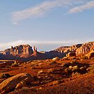 The Valley of the Gods by Alex Cassels