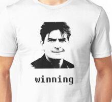 """Charlie Sheen """"Winning"""" Unisex T-Shirt"""