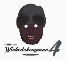 WickedSkengman4 - Stormzy Kids Tee