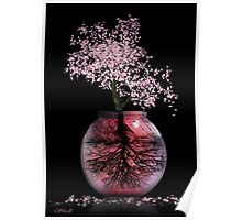 Cherry Tree Tears Poster