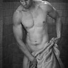Chad Shower #441 by Terry J Cyr