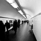 Paris subway by steph60