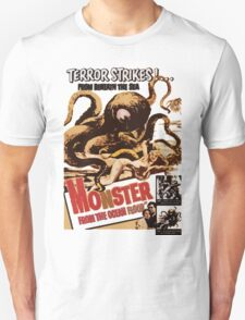 Vintage Sea Monster T-shirt T-Shirt