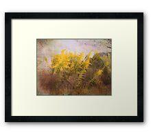 Love of Nature Framed Print
