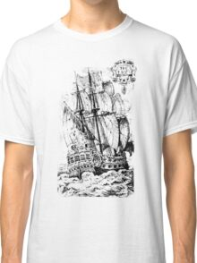Pirate Ship T-shirt Classic T-Shirt