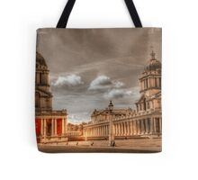 Sepia Old Royal Naval College - Greenwich Tote Bag