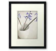 China Cup Framed Print