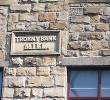 Thorny Bank Mill by Katy  Fryd