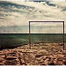 Goal at The end of The World by Guillermo Mayoral