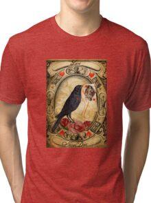 Love Never Dies Tri-blend T-Shirt