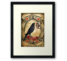 Love Never Dies Framed Print