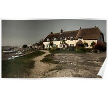 Weir Cottage Poster