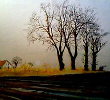English landscape by michaeljwallace