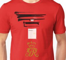 British Post Box T-shirt Unisex T-Shirt