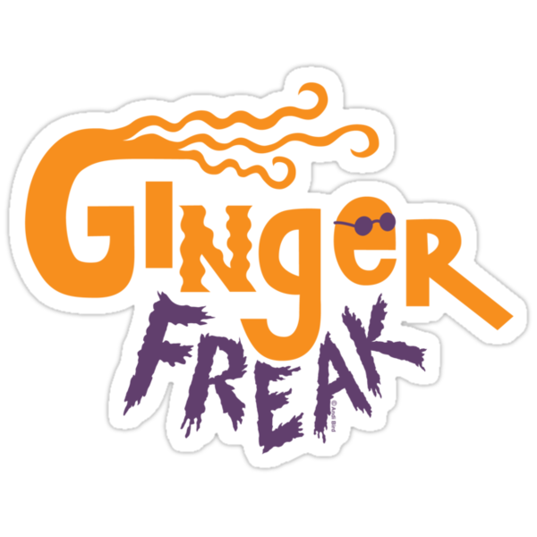Ginger Freak by Andi Bird