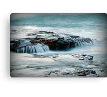 Coledale water flow Canvas Print