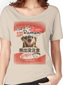 Ramen T-shirt Women's Relaxed Fit T-Shirt