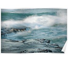 Coledale wild water Poster