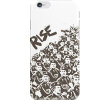 Revolution T-shirt iPhone Case/Skin