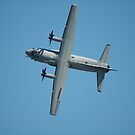 Alenia C-27J @ Avalon Airshow 2011 by muz2142