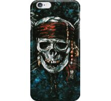 Pirate Jolly Roger iPhone Case/Skin