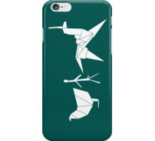 Gaff's Origami iPhone Case/Skin