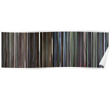 Moviebarcode: Requiem for a Dream (2000) Poster