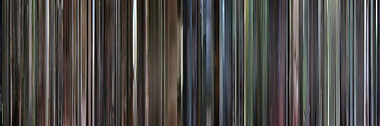 Moviebarcode: Requiem for a Dream (2000) by moviebarcode