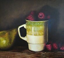 Classic Still-Life by Alexis Warnock