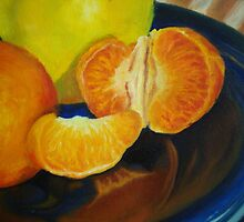 Close-up of A Fresh Snack by Alexis Warnock