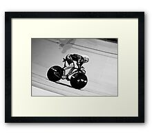 Shane Archbold Framed Print