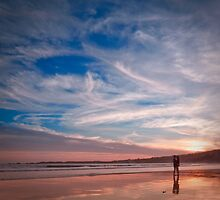 Sunset Lovers by ImagesbyDi