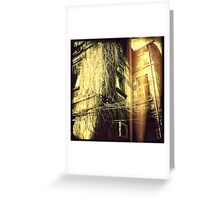 Time Stands Still... Greeting Card
