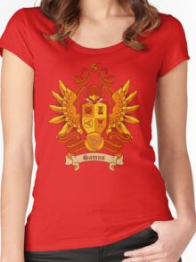 Hunter's Crest Women's Fitted Scoop T-Shirt