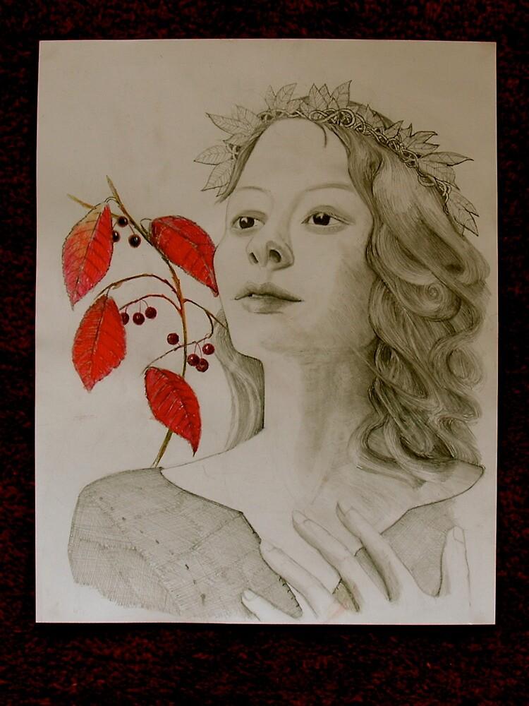 Elf queen by michaeljwallace
