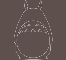 My Neighbor Totoro - Outline T-Shirt
