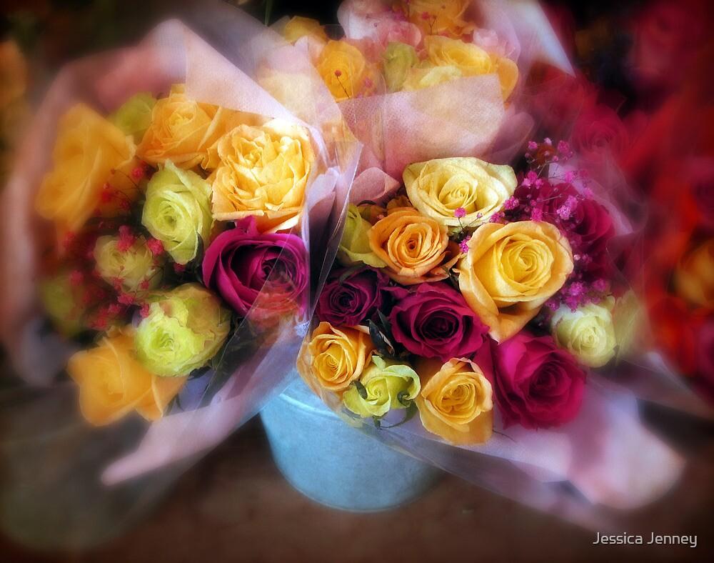 Spring Bouquet  by Jessica Jenney
