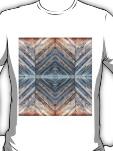 Abstract wood pattern T-Shirt
